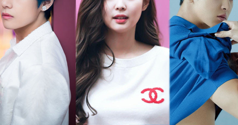 Top K-Pop Idols Chosen As Most Popular In China, According To Commercial Index