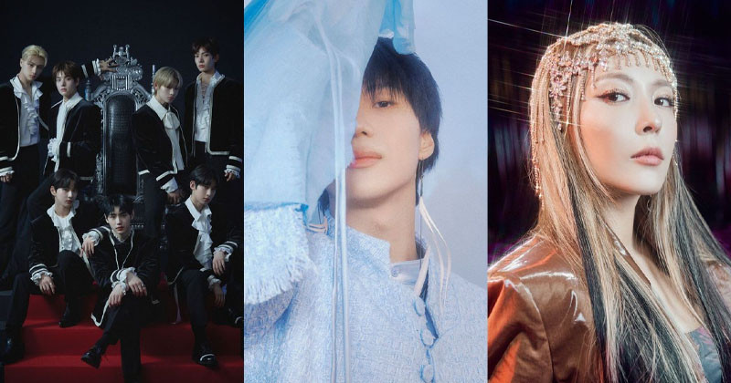 Top 23 Best K-Pop B-Sides Of 2020 According to MTV
