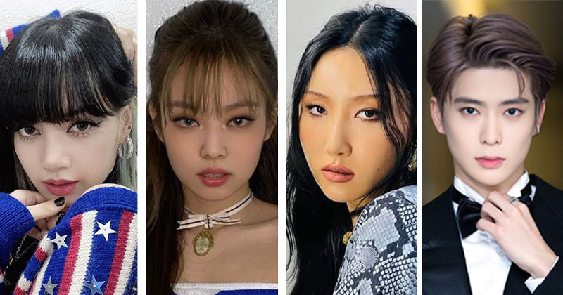 Blackpink, NCT Jaehyun, Mamamoo Hwasa And More Are The 'Hottest SNS Artists' In 2020
