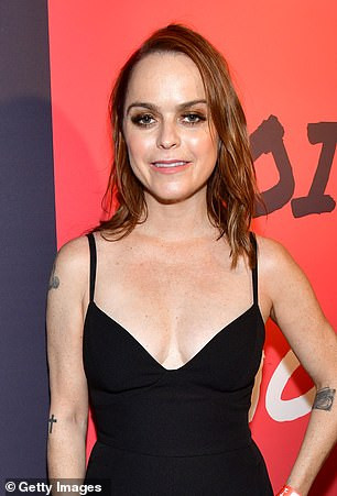 Engaged! Taryn Manning has accepted a proposal from her singer-songwriter girlfriend Anne Cline