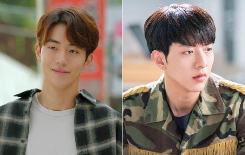 Nam Joo Hyuk and Lee Jung Shin