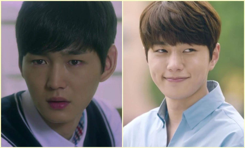 Lee Won Geun and L