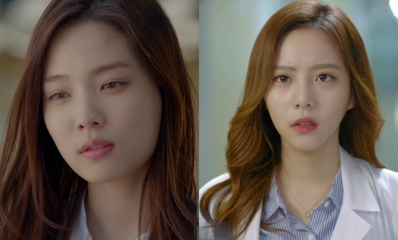 Yoon So Hee and Lee Yeol Eum