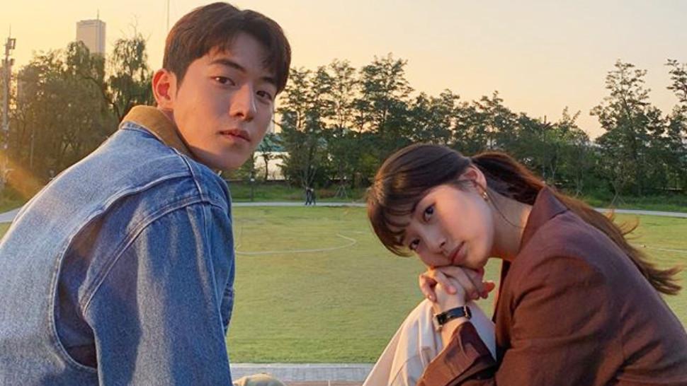 Lee Sung-kyung and nam joo hyuk dating rumor with Bae Suzy