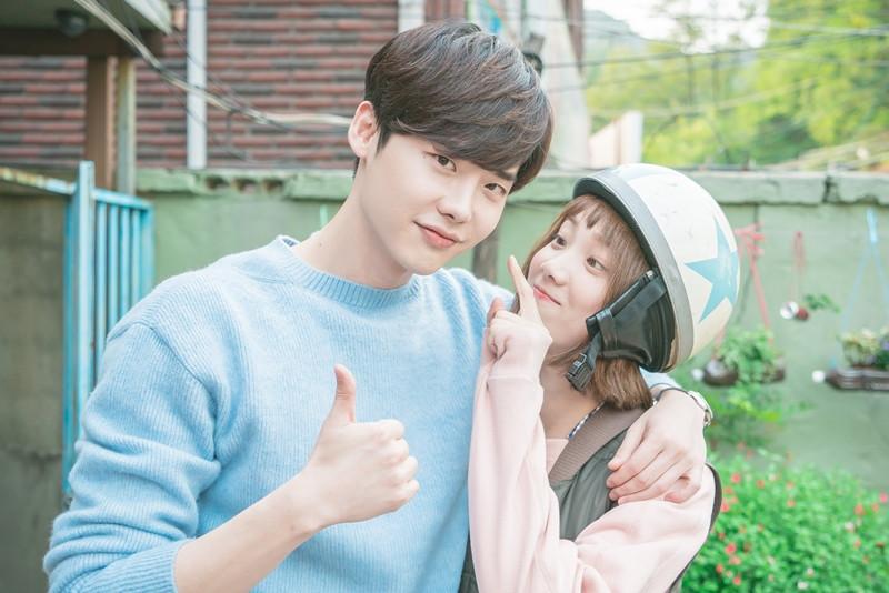 Lee Sung-kyung and nam joo hyuk dating rumor with lee jong suk