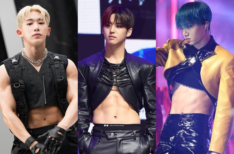 21-male-k-pop-idols-who-wear-crop-tops-and-make-our-jaws-drop