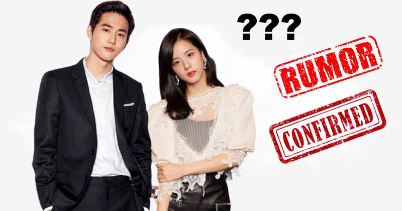 From Couple Clothes To Lovestagram, Is Dating Rumor Between EXO Suho And Blackpink Jisoo True?