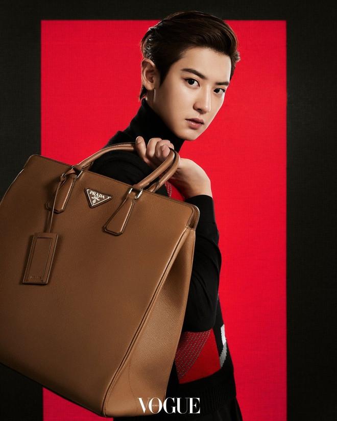 Chanyeol và Irene trở thành đại sứ thương hiệu cho Prada - Thời trang sao