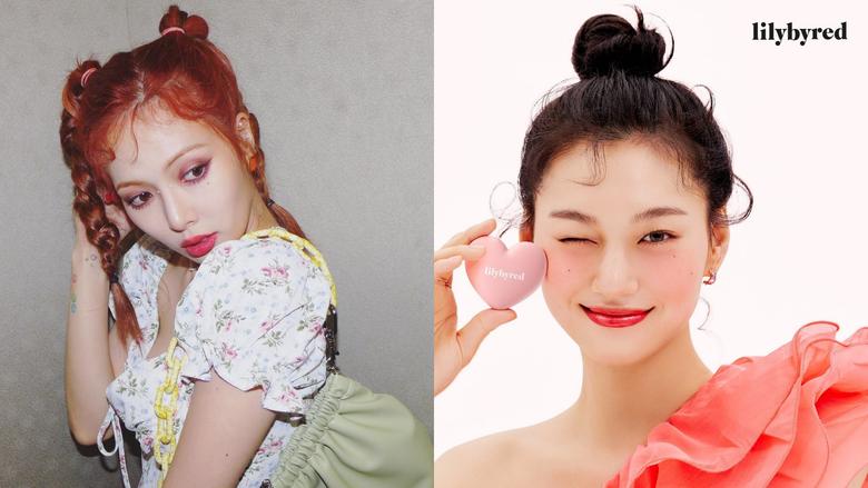 5 Styles Of Bangs That Female K-Pop Idols Are Rocking In 2021