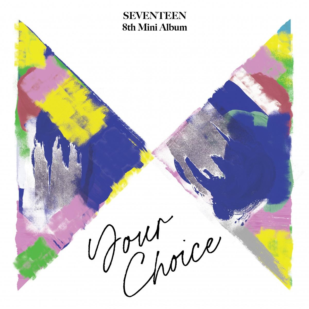 SEVENTEEN Your Choice
