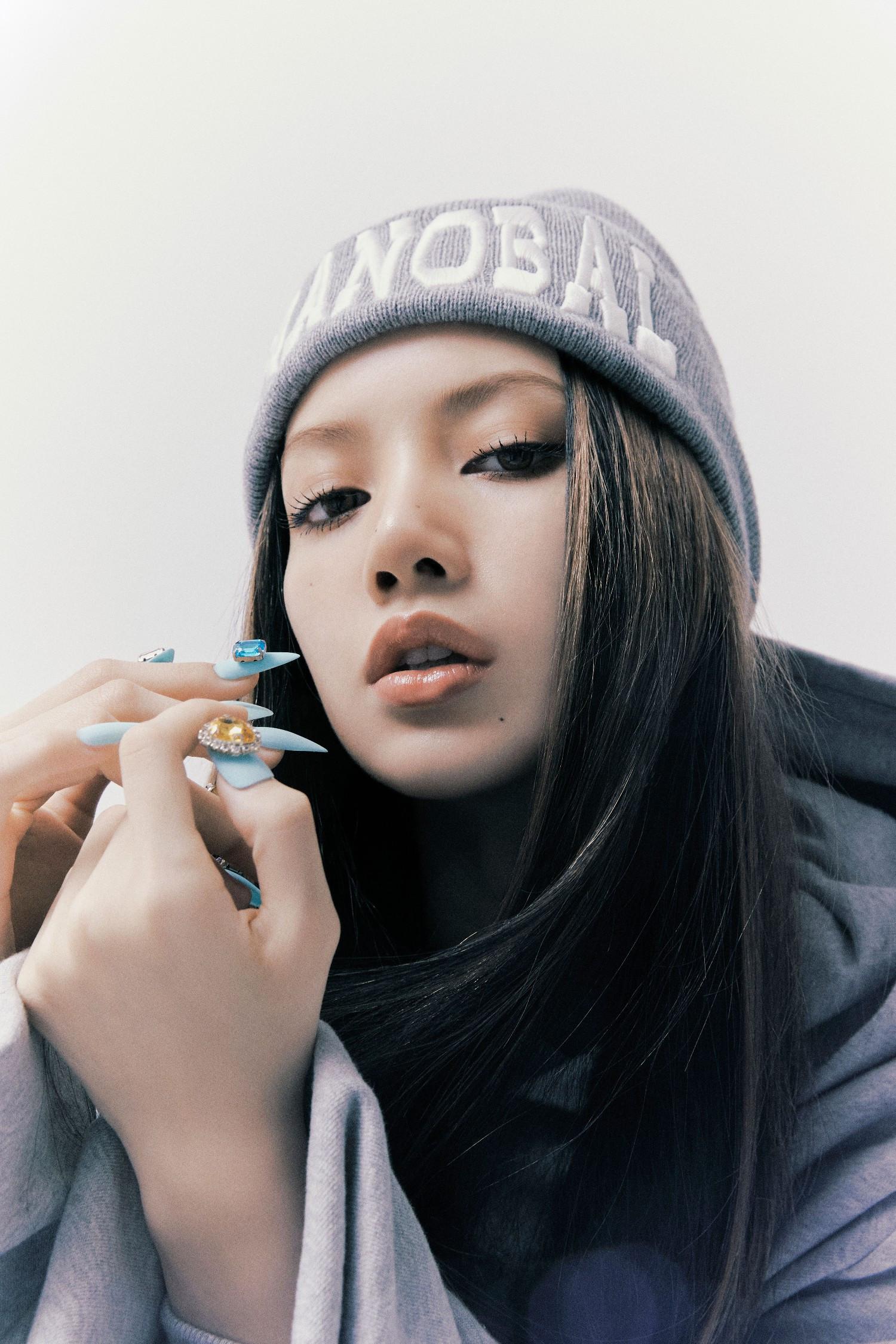 Blackpink Lisa Lalisa Concept Photos (HD/HQ) - K-Pop Database / dbkpop.com
